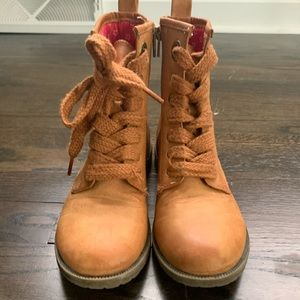 Cat and Jack Lida Lace Up Boots